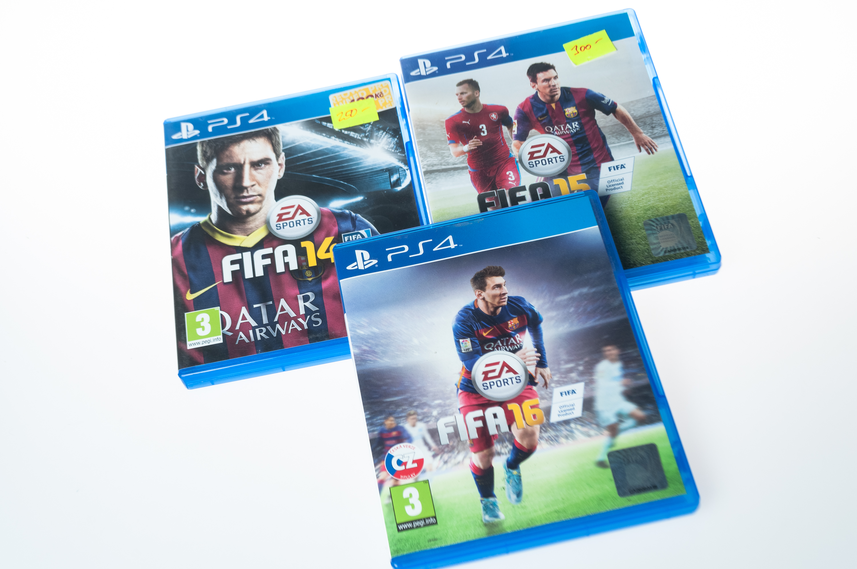 Hra Sony PS4 FiFA 2015