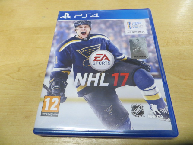 Hra Sony PS4 NHL 2017