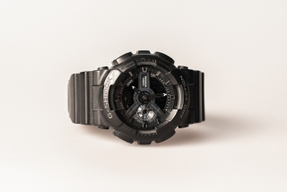 Casio GA 110 Black